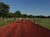 2017 Austin Running Academy Summer Program